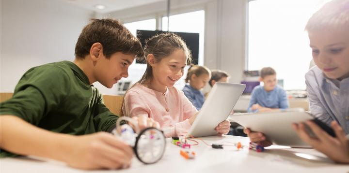 The importance of inspiring future engineers