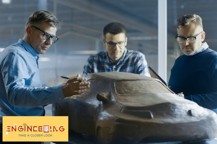 How to get into automotive engineering