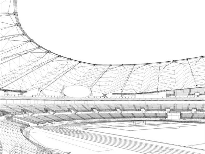 The new generation of stadiums