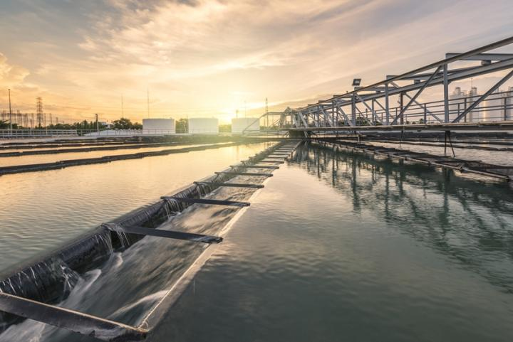 Where is the love for the water sector?