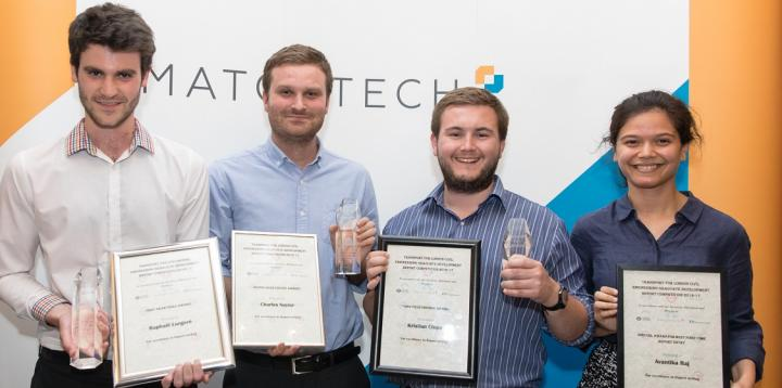 Young engineers with winning careers at TfL part 2