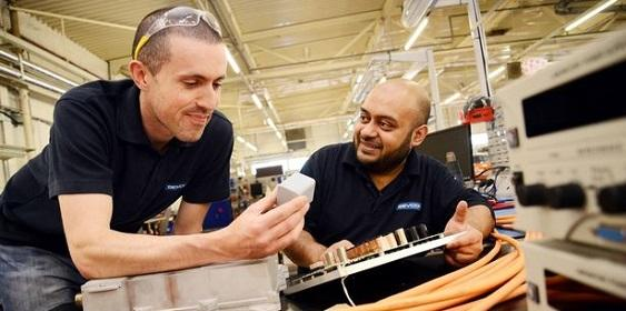 Sevcon begin search for skilled engineering technicians and test engineers