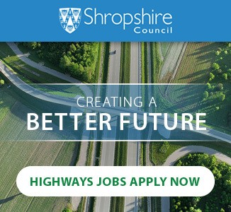 Shropshire-highway-engineer-jobs
