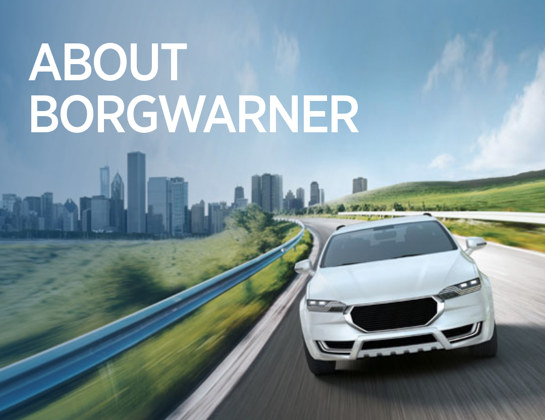 About BorgWarner jobs