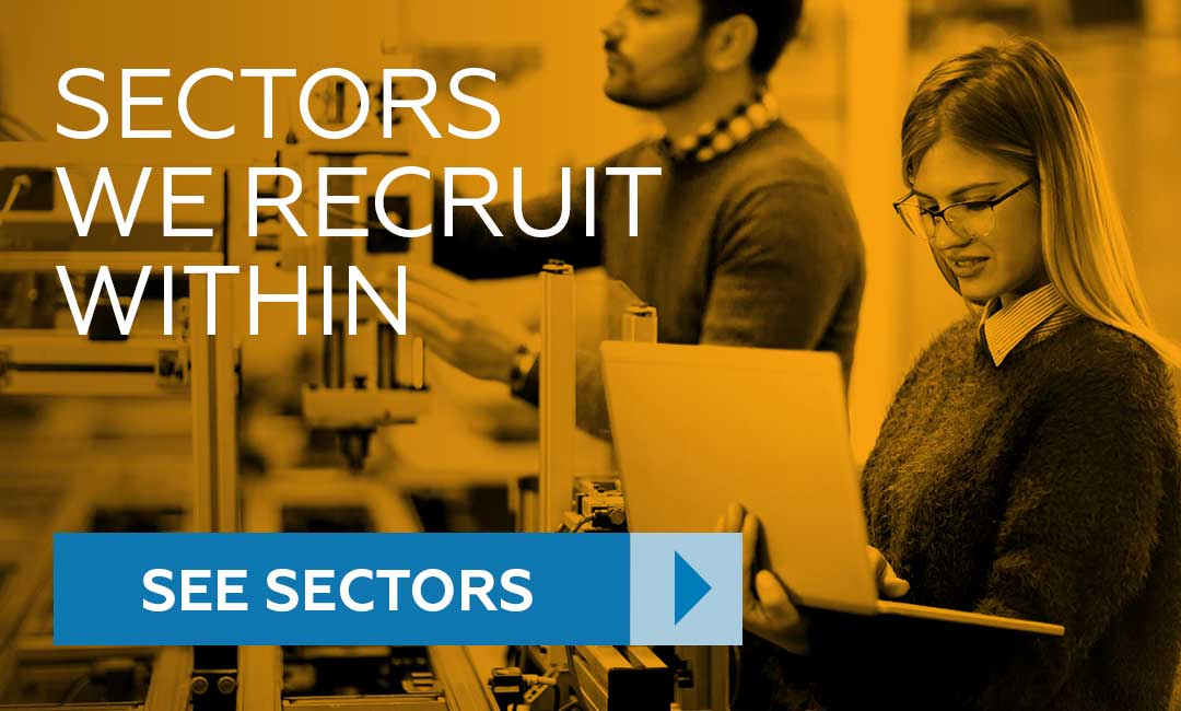 Hire engineers with our sector specific engineering recruiters