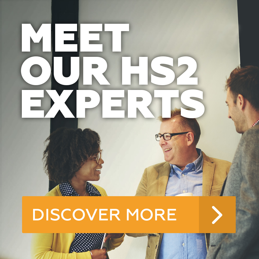 Meet our HS2 rail recruitment specialists | Matchtech