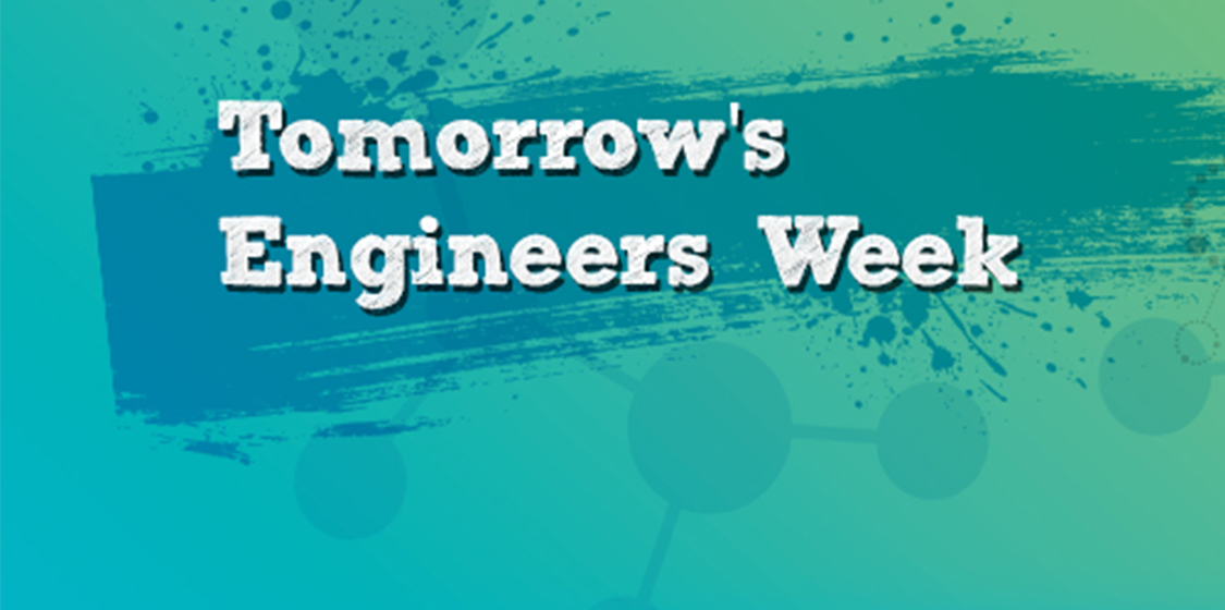 Matchtech supports Tomorrow's Engineers Week 3rd - 7th November 2014