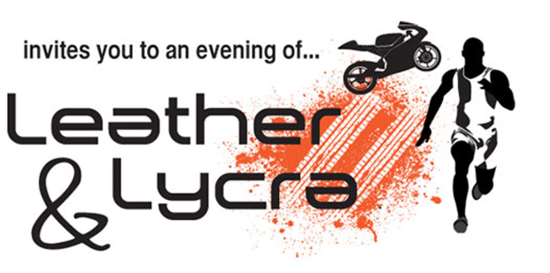 Leather & Lycra in support of 'Riders for Health'