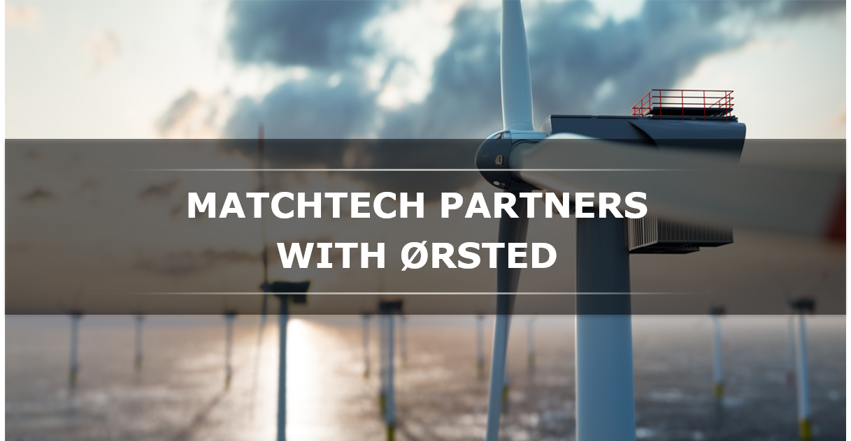 Matchtech partners with Ørsted