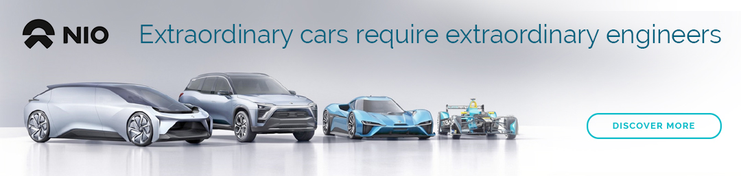 Become an engineer at NIO