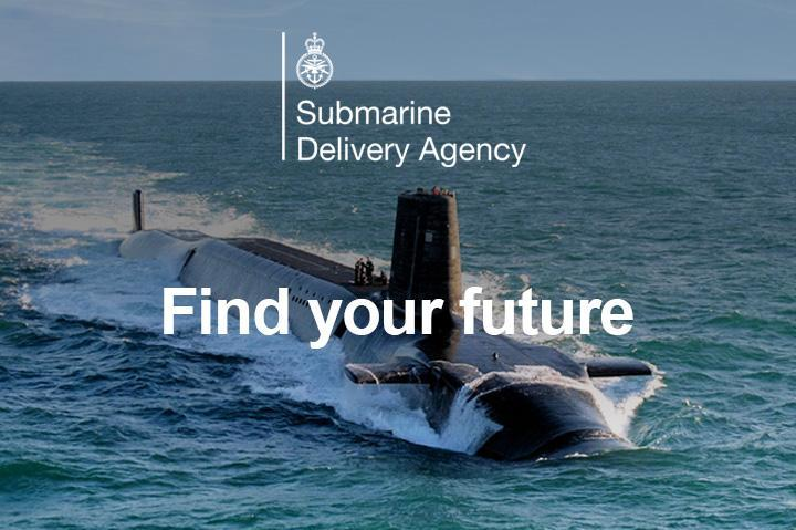 Submarine Delivery Agency Jobs