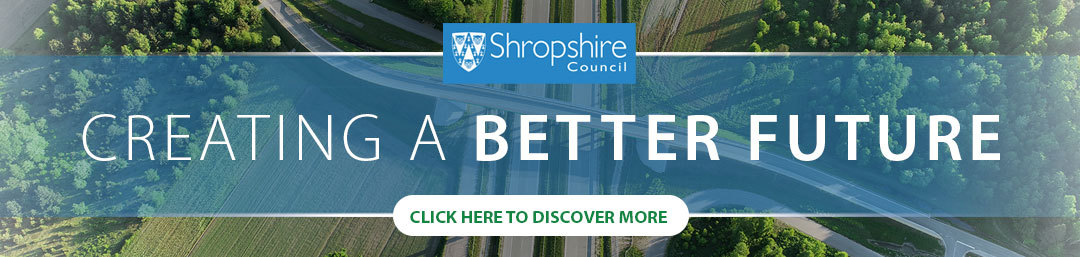 shropshire council jobs